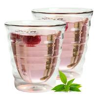 Набор бокалов из жаропрочного стекла Amadeo 2х180 мл