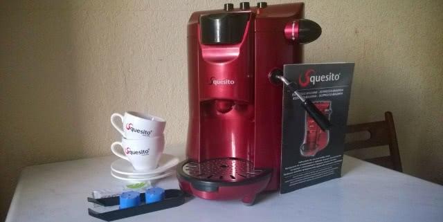 Фото кофемашина Squesito