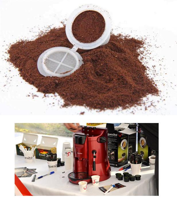 капсульный кофе сквизито фото